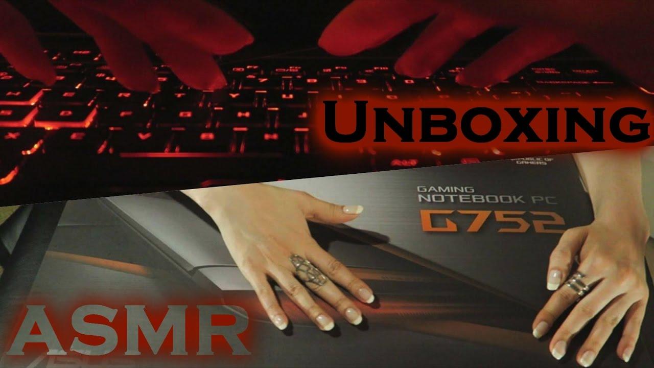 ASMR ???? Unboxing Gaming Laptop ASUS ????