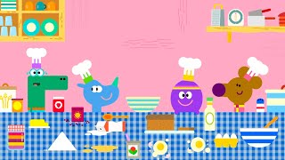 Cooking with Duggee | Duggee Best Bits | Hey Duggee