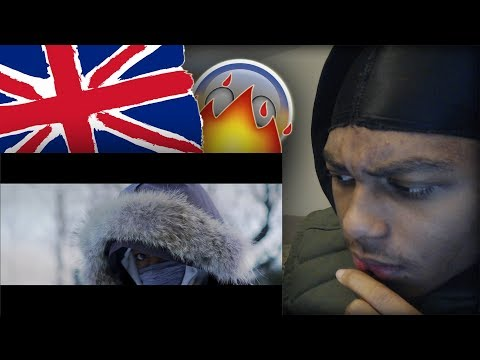 AMERICAN FIRST REACTION TO UK RAP DRILL/GRIME (PART 6) ft. Dave, SL, V9, Rapman & MORE!