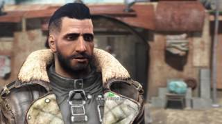Fallout 4 Telling Colette who killed Henry Crooke