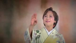 """美・歌・舞"""" 日本舞踊を舞いながら唄う、葵かを里の新曲。 舞台は前作「..."""