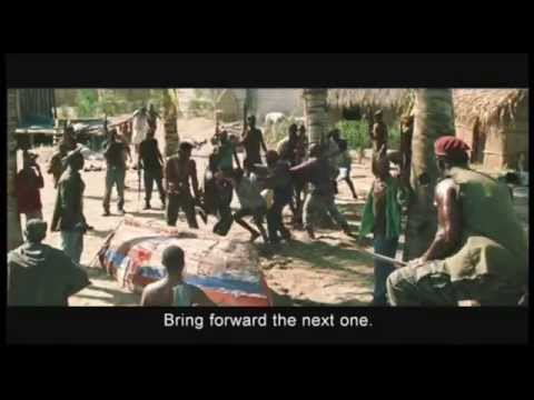 clip 1 The future is in your hands Blood Diamond 2006