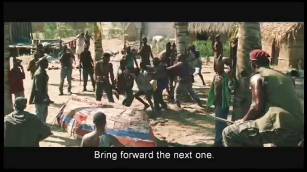 """Download clip 1 """"The future is in your hands"""" -Blood Diamond (2006)"""