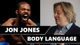 Jon Jones Body Language Breakdown