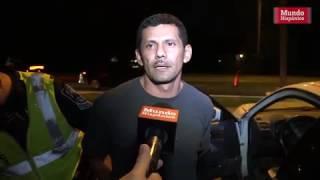 Más latinos arrestados en otro 'mega retén'