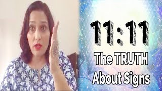 Have You Been Seeing 11:11 Everywhere? The TRUTH About Signs From The Universe
