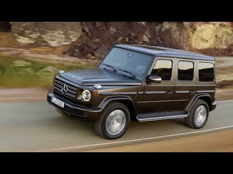 2019 mercedes benz g class review ratings specs prices for Mercedes benz range rover price