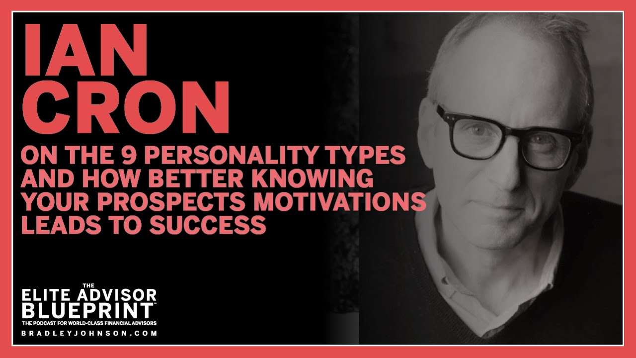 Ian Cron | The 9 Personality Types and Knowing What