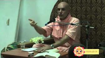 Бхагавад Гита 9.31 - Мадана Мохан прабху