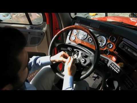Steering Creations Cascadia Wheel Install