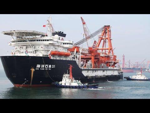 China completes world's longest undersea pipeline