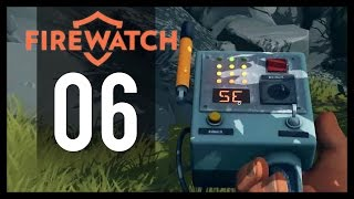 Firewatch Gameplay - Part 6 - Wave Tracker (PC Let