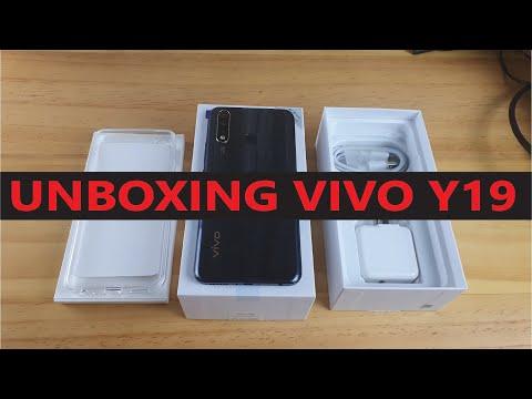 Unboxing Vivo Y19
