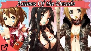 Top 200 Animes Of the Decade (2000-2010) (Re-Upload)