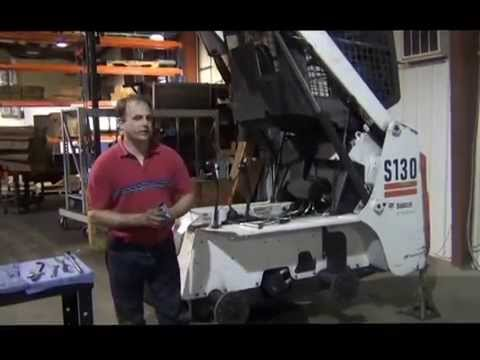 1990 rx7 engine diagram drive motor replacement on a bobcat s130 youtube #15