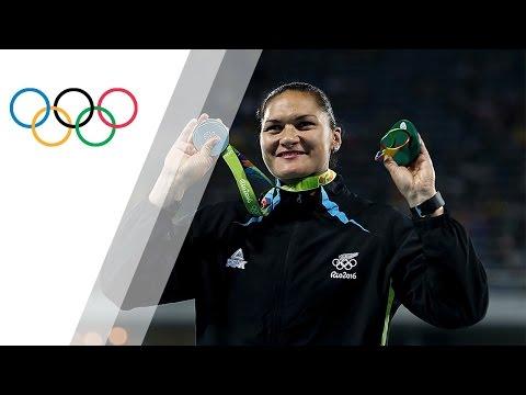 Valerie Adams: My Rio Highlights