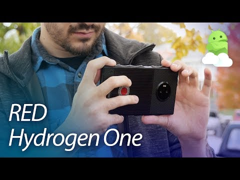 RED Hydrogen One review: Modular, ambitious, incomplete