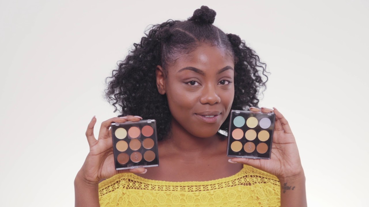 Black Radiance Beauty Feat Khloe Dosh Color Corrector Loose