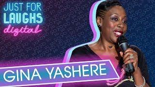 Gina Yashere - Air Cubana