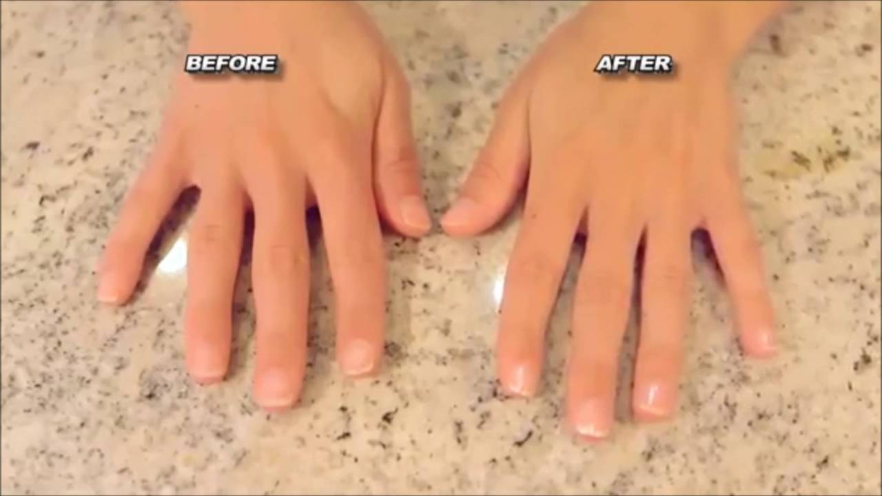 Naked Nails Manicure System - As Seen On TV - YouTube