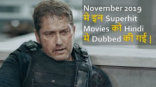 Top 10 Best Movie Dubbed In Hindi On November 2019
