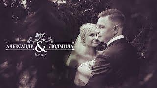 Александр и Людмила (Свадебный клип, Boke Cinema, 2018)