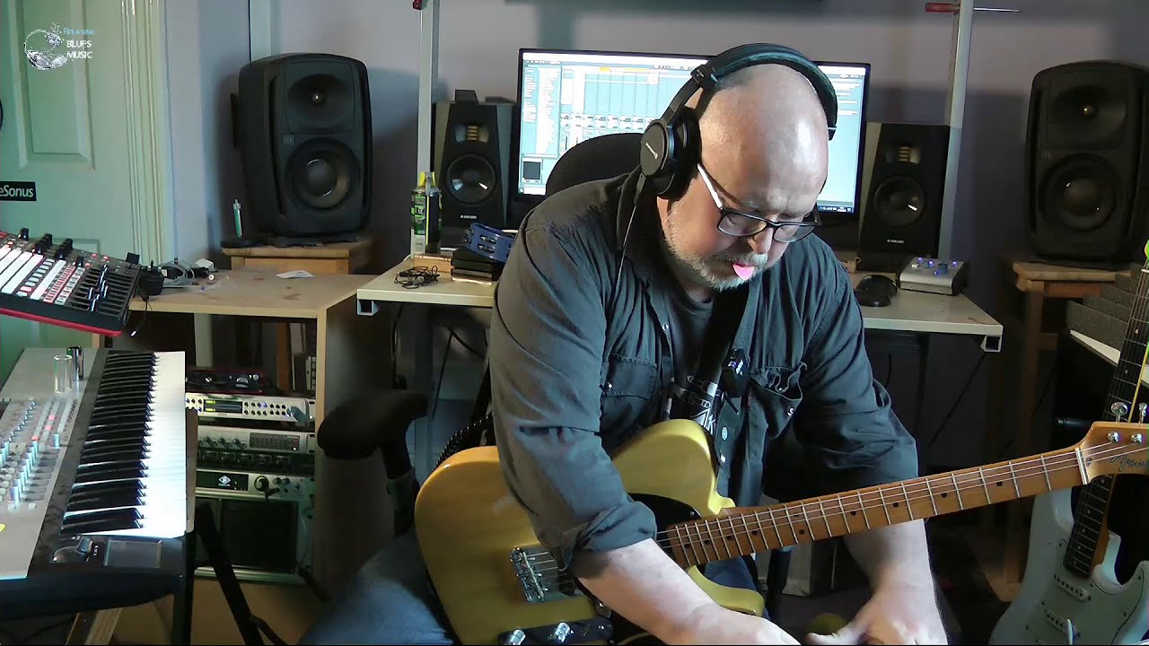 Download Blues: Paul Rose Live Blues Guitar Stream | Relaxing Blues Music 2020