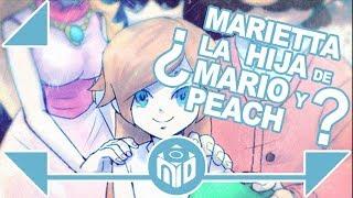 La HIJA de Super Mario y Peach | N Deluxe