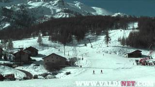 French Ski Resorts - Val d'Isere Town / Resort Guide