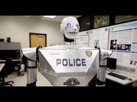 Police: A.I. Is Coming For Your Job...