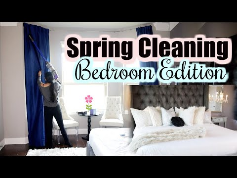 Spring Clean With Me - Speed Deep Cleaning! MissLizHeart