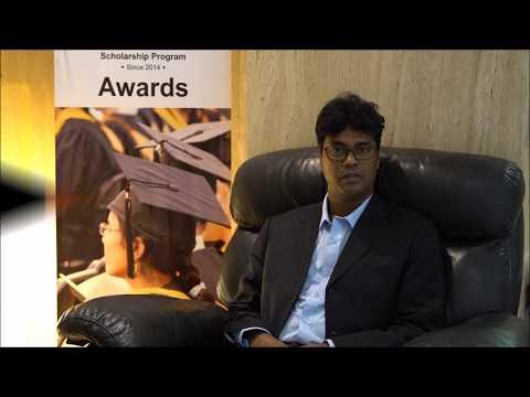Interview - Mr. Daniel, father of Next Genius Full Scholarship Winner Allan Daniel