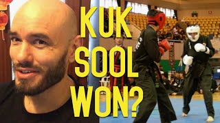 What do I think of Kuk Sool Won? MMA coach gives perspective on point sparring