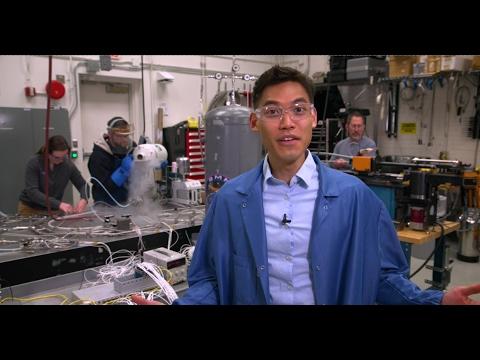 Science Comes Alive at NASA Goddard