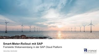 Smart-Meter-Rollout mit SAP