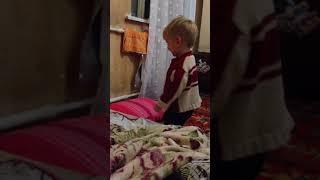 Прикол бой подушкой