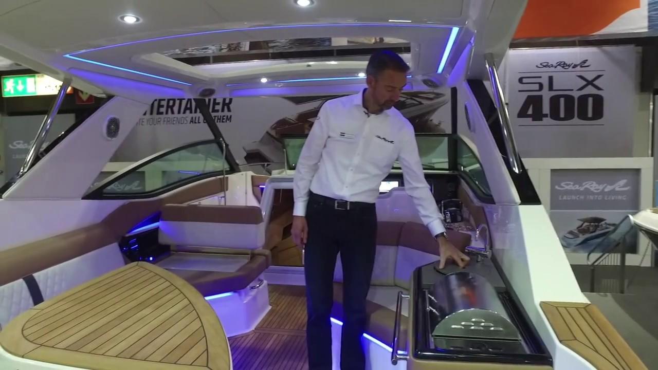Sea Ray 320 Sundancer 2017 Model