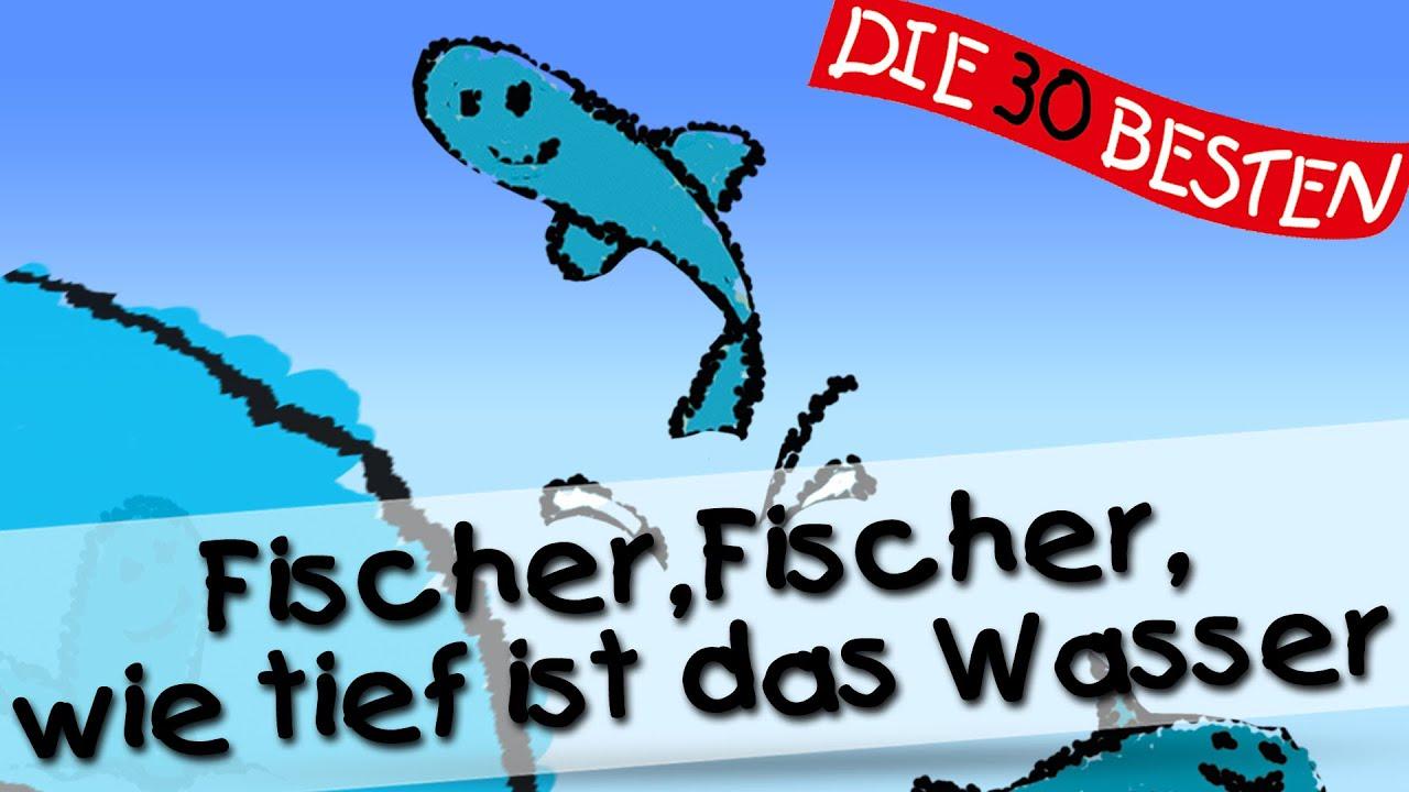 Fischer Fischer Wie Tief Ist Das Wasser Variationen