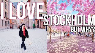 TRAVEL VLOG TO STOCKHOLM - SWEDEN from OSLO - NORWAY | Unboxing & Traveling! MACERLY