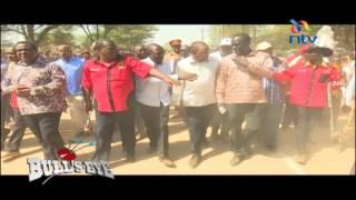 Bullseye: Men ruin women unity talks again and President Kenyatta is right at the centre