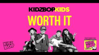 Kidz bop kids - worth it [ kidz bop 30]
