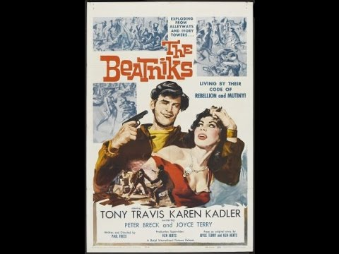 The Beatniks 1960 - Full Feature Film
