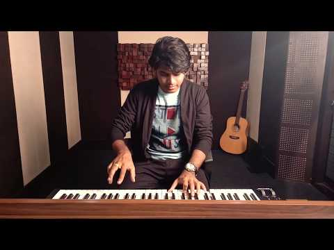 Piano cover of 'Mere haath mein' from 'Fanaa' by Jithin Janardhanan(Crescendo Studios)