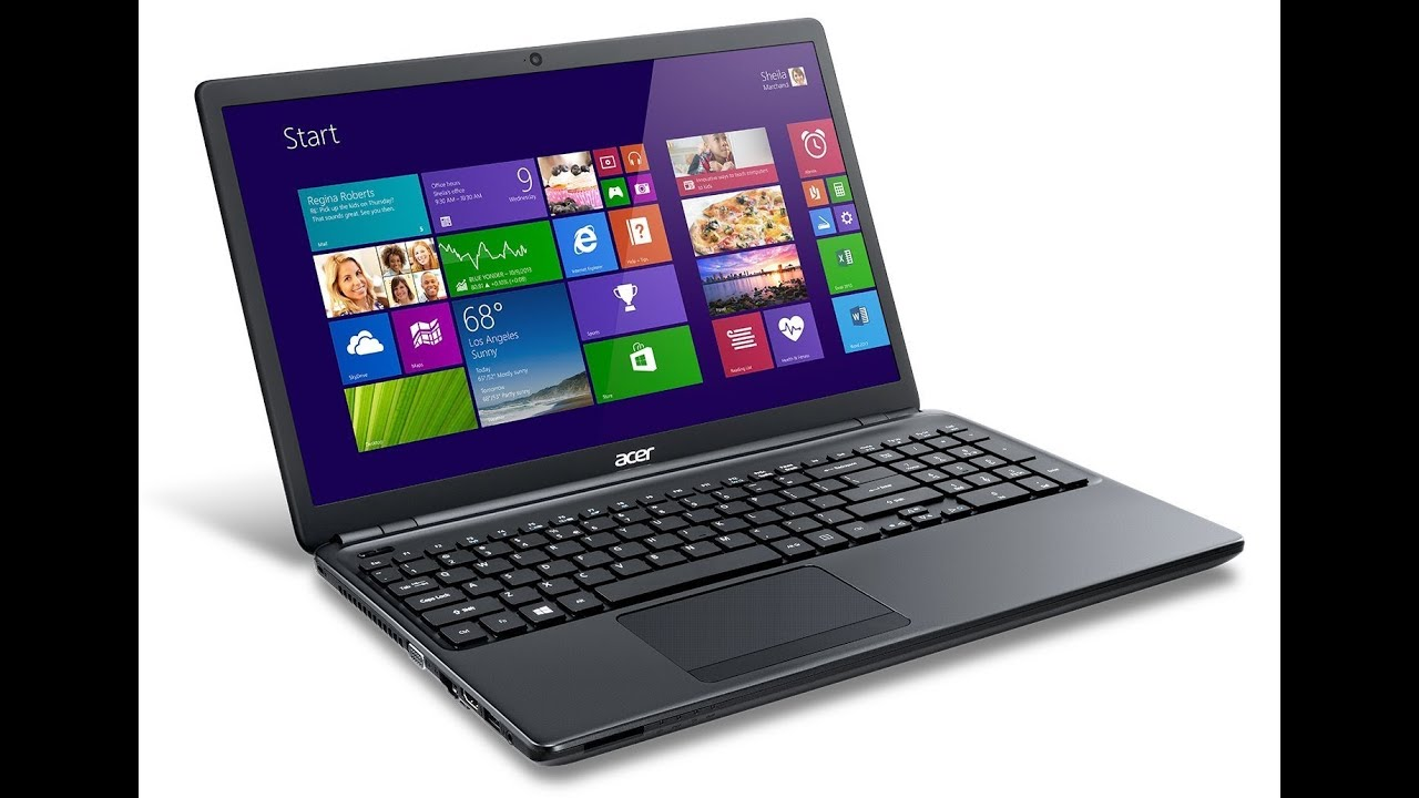 Acer Aspire V5-552P ALPS Touchpad Driver for Windows 10