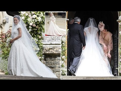 Pippa Middleton Picks Kendall Jenners Designer Giles Deacon For Her Show Stopping Weddin