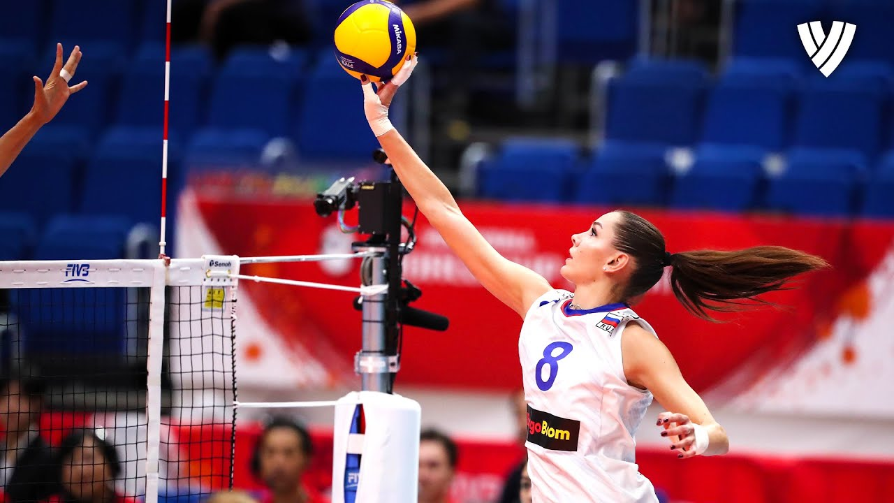 Nataliya Goncharova - Powerful & Charismatic!💥  | Volleyball World Cup 2019 | Highlights