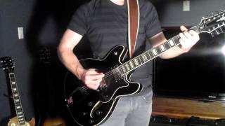 Hagstrom Viking Deluxe 12 String DEMO