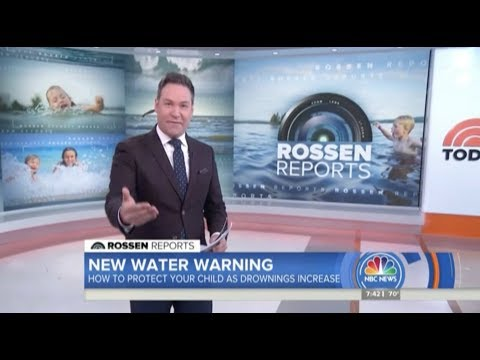 American Lifeguard on the NBC Today Show