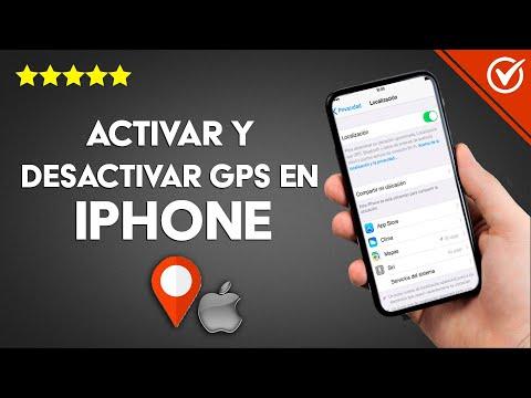 Cómo Activar y Desactivar el GPS o la Localización en mi iPhone, iPad o iPod