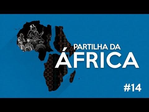 PODCAST EP14 PARTILHA DA ÁFRICA